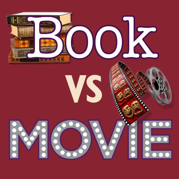 Book Vs Movie Podcast