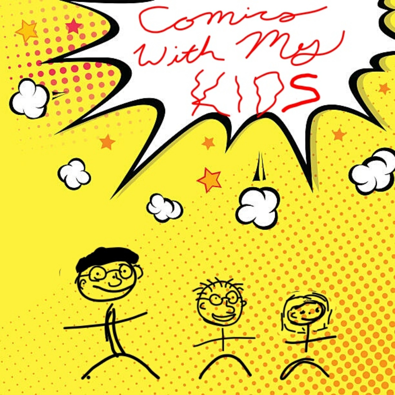 Comics With My Kids Comics with my Kids Episode 16 - The Lightning Thief