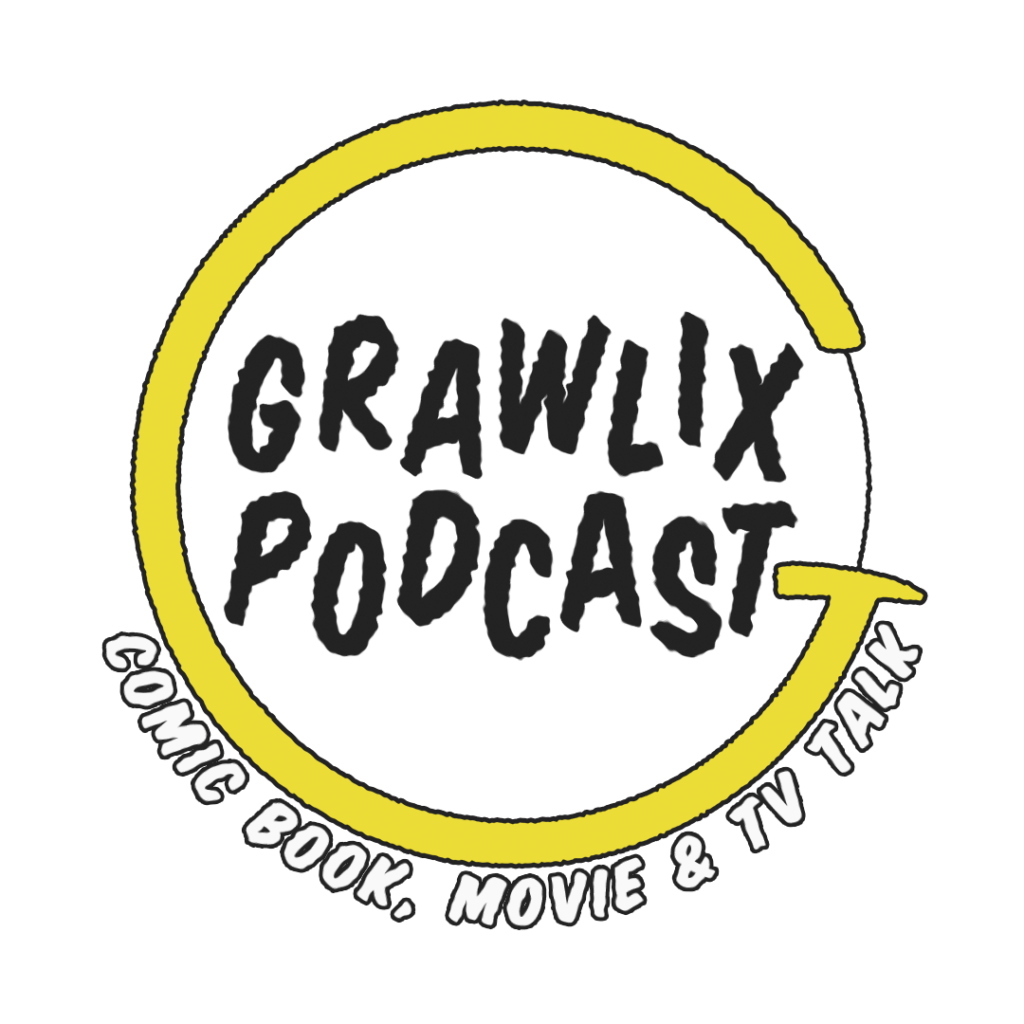 Grawlix Podcast Logo 2019
