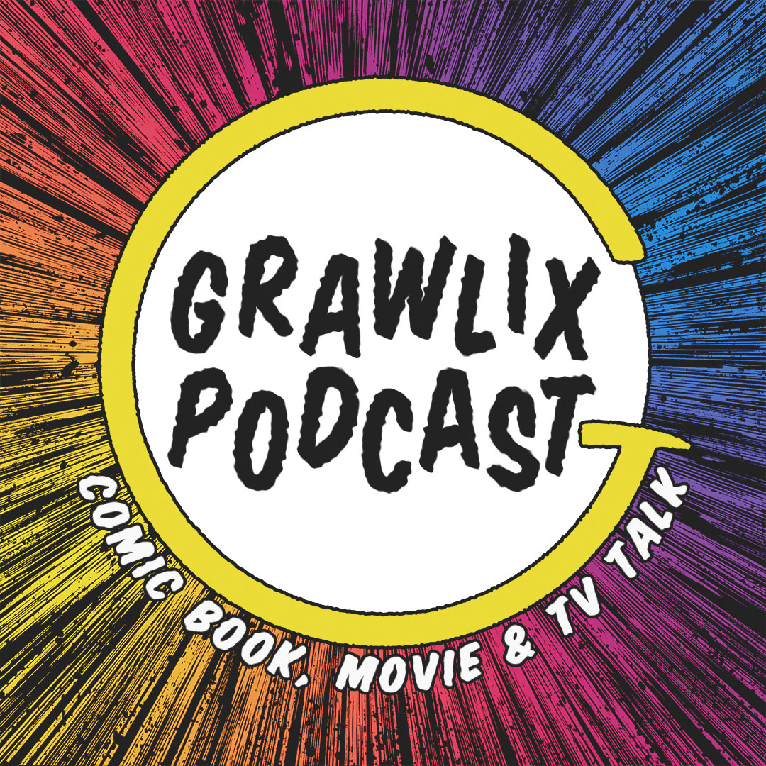 Grawlix Podcast Logo