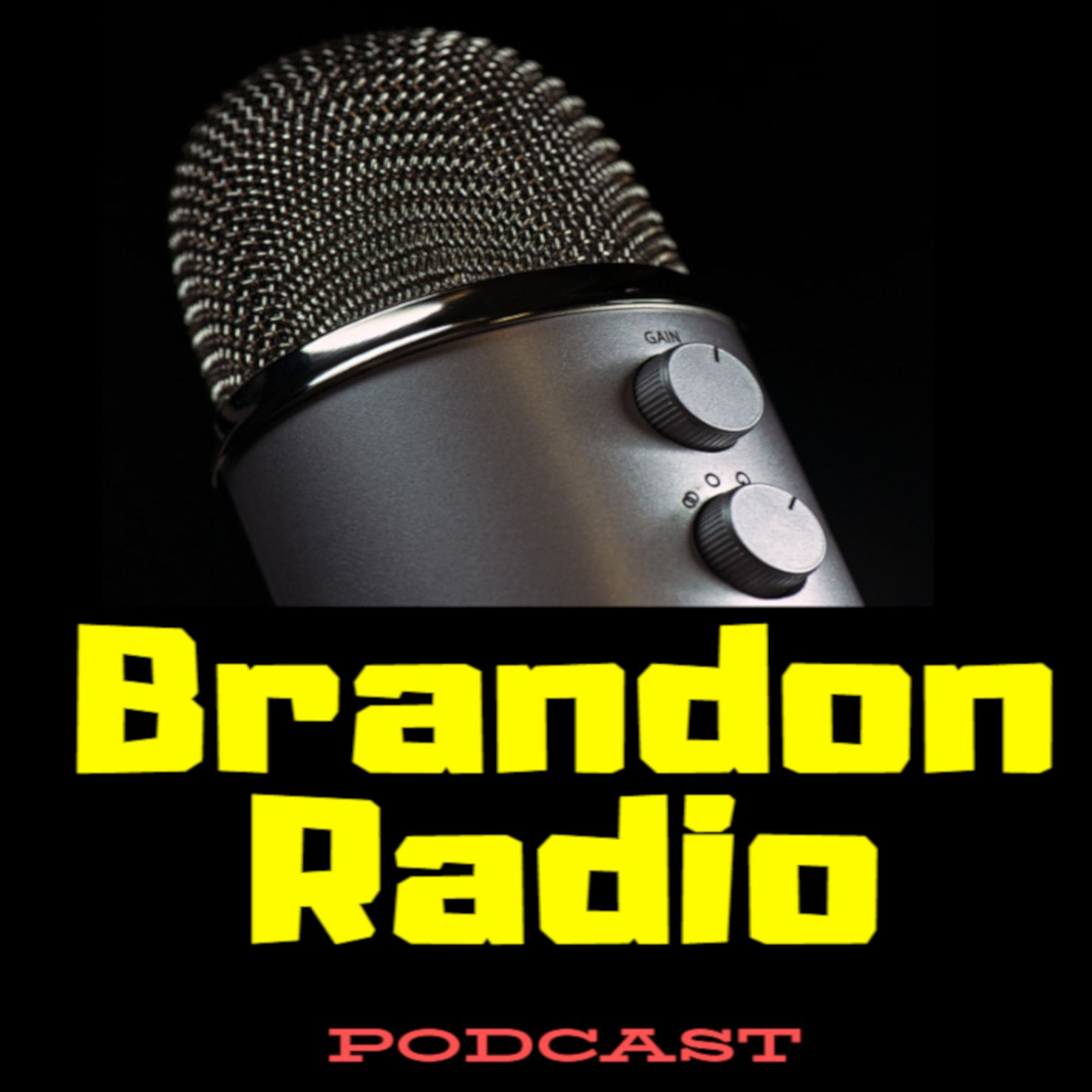 Brandon Radio Cover Art