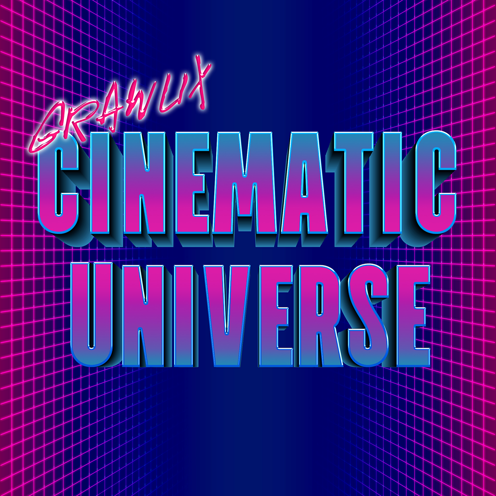 Grawlix Cinematic Universe Mandy & Color Out of Space