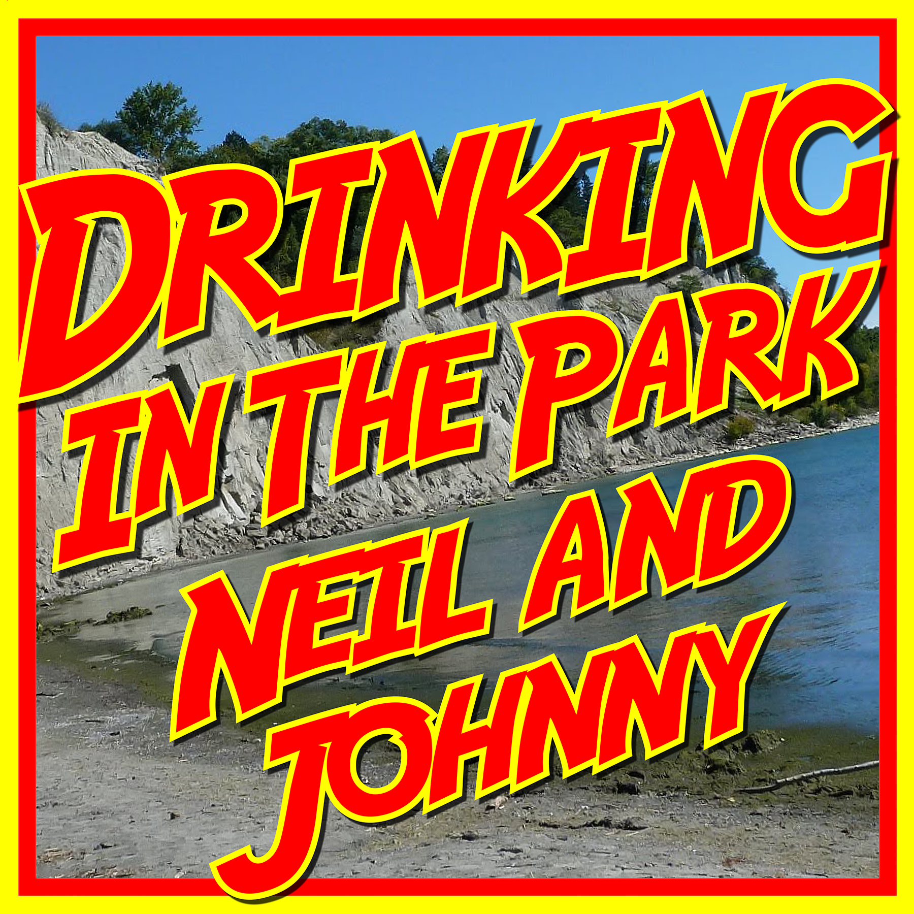 Drinking In The Park with Neil and Johnny