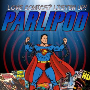 EP# 153 Parlipod is the Bee's Knees