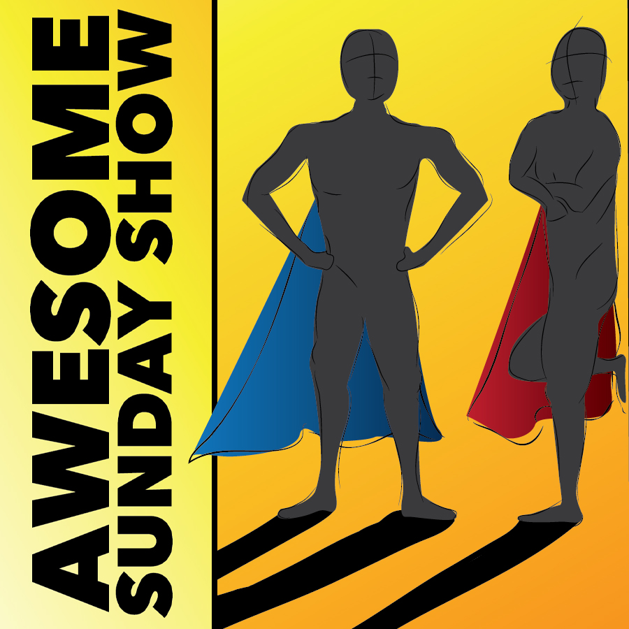 Awesome Sunday Show Podcast Cover