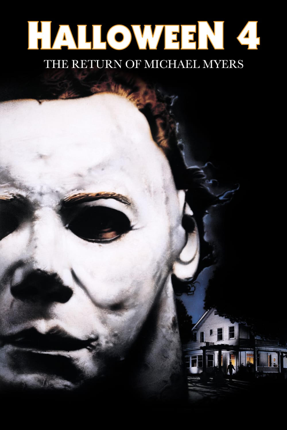 Halloween 4 Podcast Review