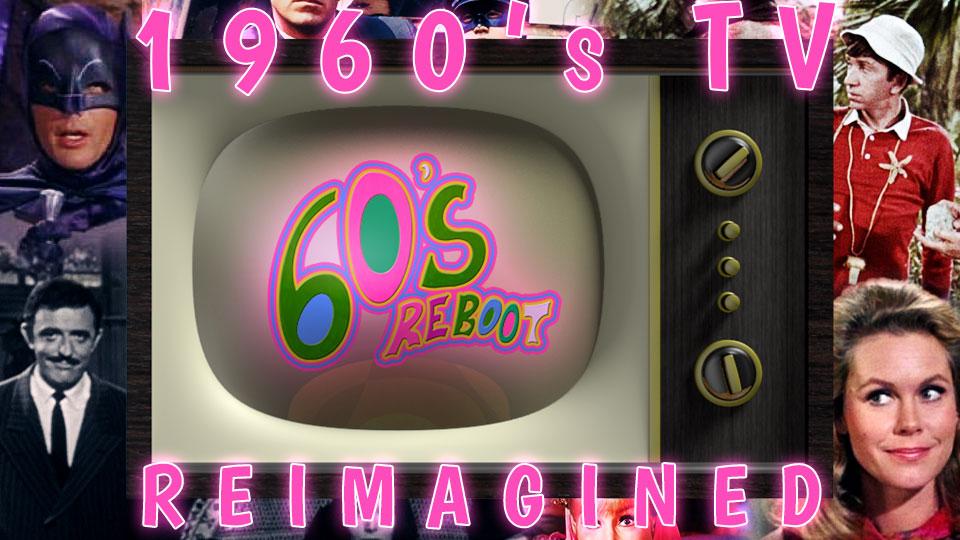 60's Reboot Podcast Banner