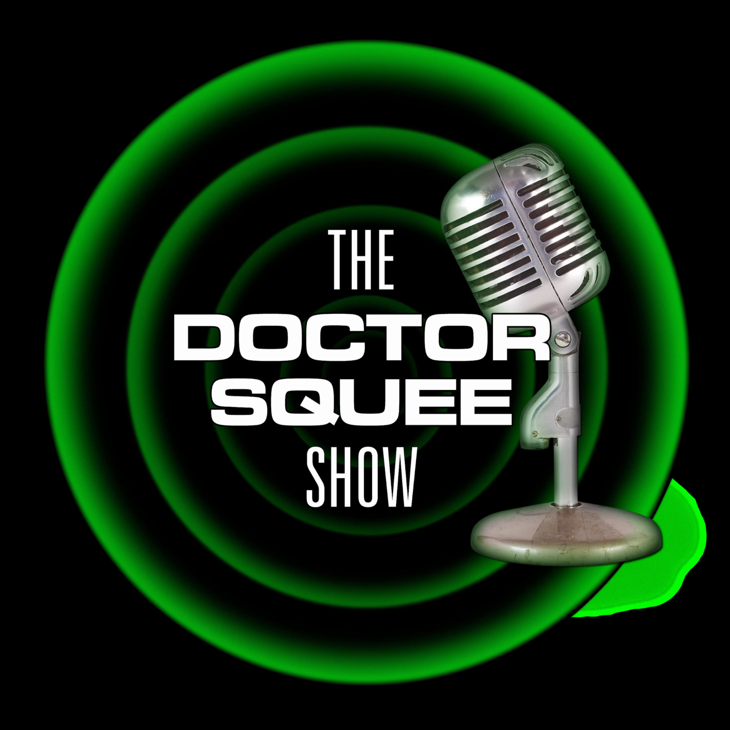 The Doctor Squee Show The Doctor Squee Show -Ep50- 29/4/21: Oscars 2021 / Falcon and the Winter Soldier